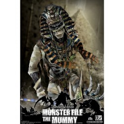 1/6 The Mummy Monster File...