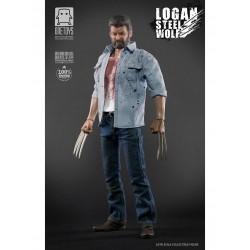 1/6 Logan Steel Wolf Travel...