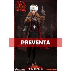 1/6 Red Alert Soviet Female...