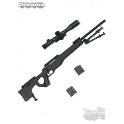 1/6 Rifle Francotirador...