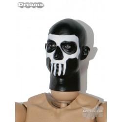 1/6 Cabeza Skull Easy Simple
