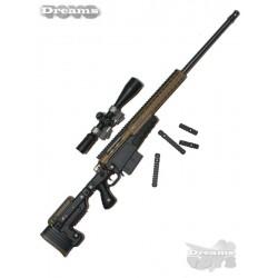 1/6 TAC-50 Rifle de Asalto