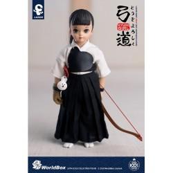 """""""Kyudo Girl"""" Lakor Baby"""