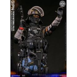1/6 French National Police...