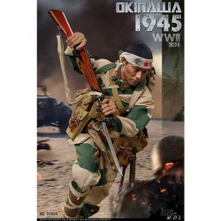 1/6 WWII 1945 Battle of...