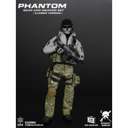 1/6 Set Phantom Gear And...