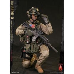 1/6 1st SFOD-D Combat...