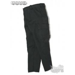 1/6 Pantalon Cargo Negro...