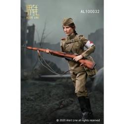 1/6 WWII Soviet Medical...