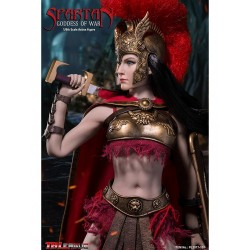 Spartan Goddess of War