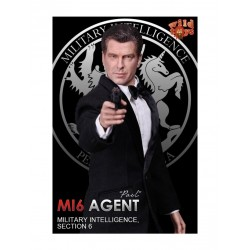 1/6 MI6 Agent - Paul