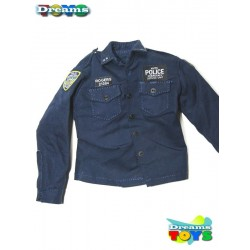 1/6 Camisola Police Soldier...
