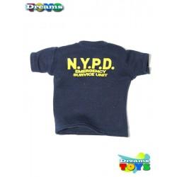 Playera Police